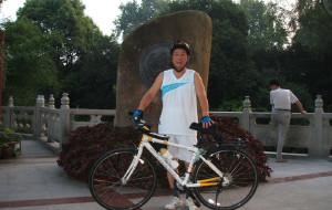 【济南图片】六十六岁独行侠1288公里镇江~北京骑行记