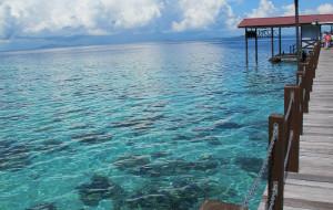 【仙本那图片】美到窒息的东沙巴 海上海下多图~仙本那 马布 卡帕莱 军舰 马达京等7岛游攻略