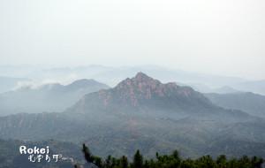 【盘山图片】三个穷B青年,蓟县二日游,冒着雨爬完了京东第一山(盘山)