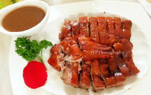 桂林美食-椿记烧鹅(中山店)