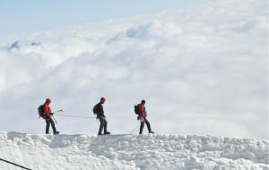 【阿尔卑斯山图片】阿尔卑斯山 勃朗峰之旅---沙莫尼Chamonix