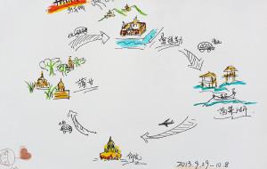 【仰光图片】2013缅甸常规环线攻略(干货版)