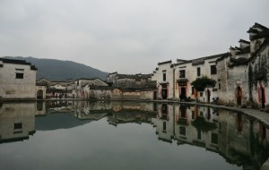 【屯溪图片】2012春节 行走黄山•徽州