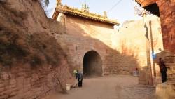 平遥景点-张壁古堡