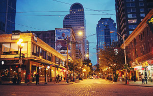 【西雅图图片】这个summer, 洛杉矶遇上浪漫西雅图......
