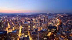 西雅图景点-哥伦比亚中心(Columbia Center)