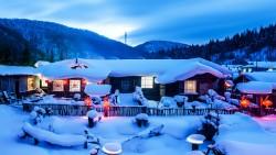 雪乡景点-梦幻家园