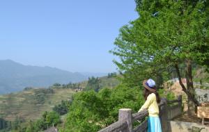 【娄底图片】紫鹊界梯田 两个人的蹭车旅行