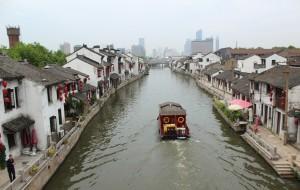 江苏娱乐-无锡古运河(清名桥古运河景区)