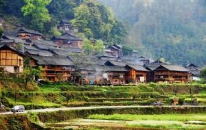 【黔东南图片】大山中的那个小村庄——朗德苗寨