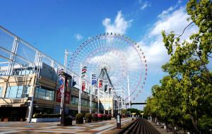 日本娱乐-天保山摩天轮