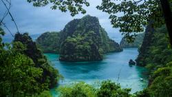 菲律宾娱乐-凯央根湖(Kayangan Lake)