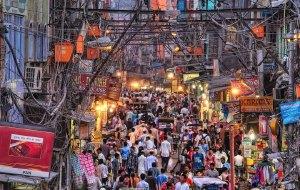 印度美食-月光集市