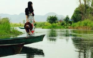 【坝美图片】和小伙伴一起的滇东南之行——坝美、普者黑