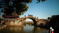 西塘景点-卧龙桥