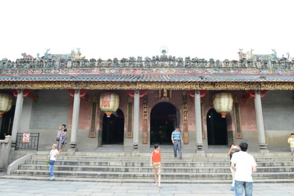 走马五羊城——广州深度亲子游(一)