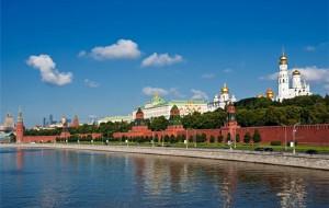 【莫斯科图片】文化和艺术古迹的宝库——克里姆林宫