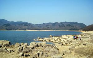 【宣城图片】徒步吴越古道,览黑洞瀑布群