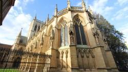 剑桥景点-三一学院(Trinity College)