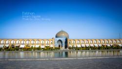 伊斯法罕景点-谢赫·劳夫清真寺(Sheikh Lotfolah Mosque)