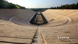 希腊景点-奥林匹克竞技场(Panathenaic Stadium)
