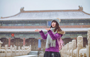 【北京图片】❤宝藏纪念❤【九重城阙 京华烟云】难以忘记你初雪时的容颜 2015春节初游北京五日