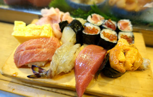 日本美食-大和寿司