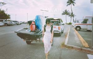 【欧胡岛图片】2015年2月9日  【直升机、游轮、购物】 不自驾 欧胡岛上天下海懒游记