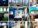 【海邊邊星空海景套房】開放式30坪超大空間可住2-20人,雙人房型(一