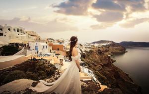 【希腊图片】【我の心遗留在爱琴海sun❤shinee】——希腊蜜月圆梦之旅(自拍婚纱照,自驾)
