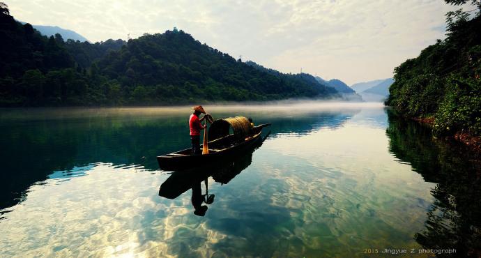 资兴东江湖风景旅游区攻略