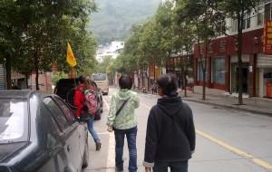 【泸定图片】闲庭信步泸定桥 —— 陕川自由行(14)