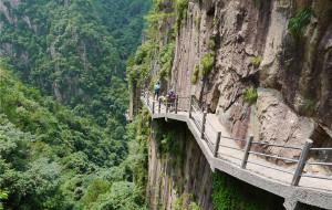 【台州图片】#消夏计划#2015.6.28重游天台山之琼台仙谷