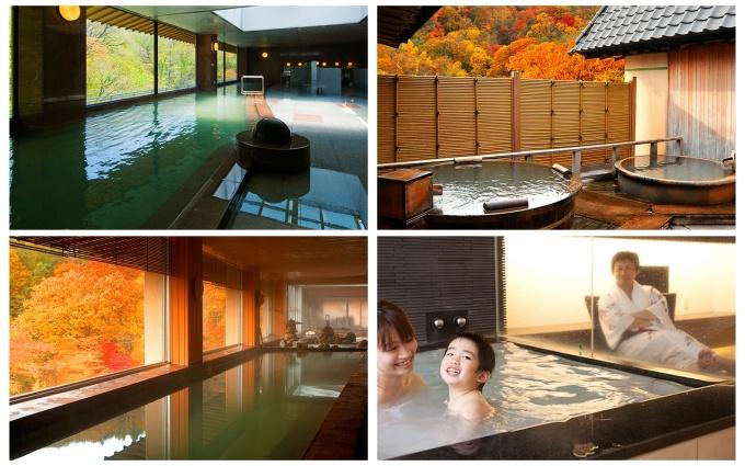 北海道温泉酒店丨这个冬季,来北海道泡个汤吧
