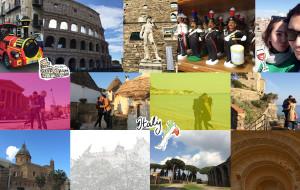 【西西里图片】两人14天[罗马-西西里-阿尔贝罗贝洛-庞贝-佛罗伦萨-五渔村-米兰](视频)爱在意大利
