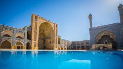 伊斯法罕景点-星期五清真寺(Jumah Mosque)