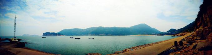 许一片白沙碧海蓝天 ~~~ 【南麂岛】自驾之旅