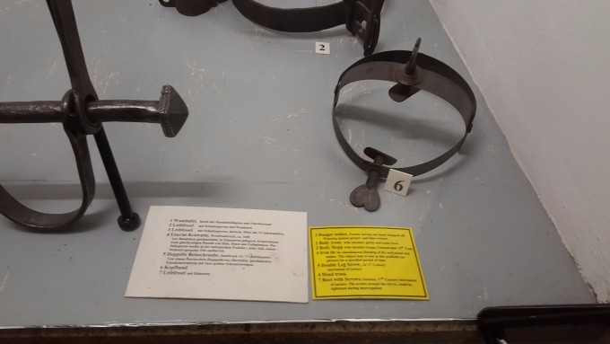 用针缝嘴的刑罚有那些_中世纪刑罚博物馆---罗腾堡的奇葩
