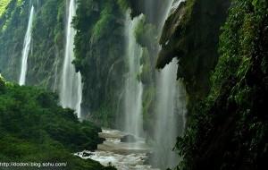【黔西南图片】地球上一道美丽的疤痕:马岭河峡谷(2)