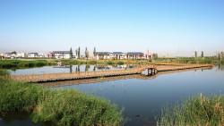 张掖景点-张掖国家湿地公园
