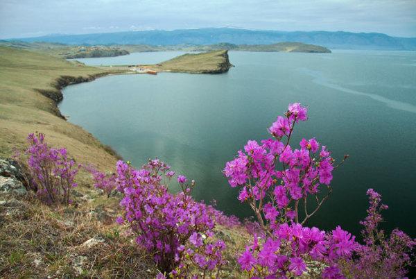 贝加尔湖——美丽的神话