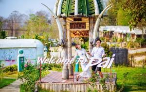 【清迈图片】[大鱼和fun]蜂首纪念!游走泰国25天,自拍不一样的婚纱照!