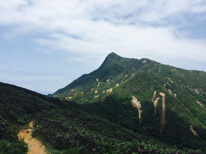 [香港行山]西贡最高峰-蚺蛇尖,业余玩家作死hard模式