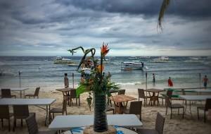 薄荷岛美食-Alona Palm Beach Resort and Restaurant