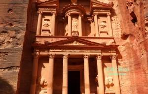 【克里特图片】圣地之旅:沙漠中的博物馆——约旦(二)玫瑰城佩特拉