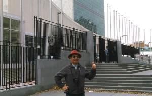 【纽约图片】北美之旅...纽约联合国总部风景随拍