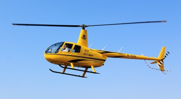 苏州直升机飞行体验城市观光,感觉鸟儿的视觉