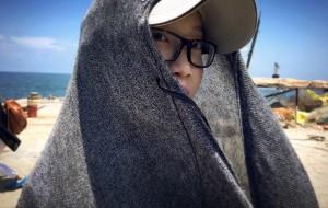 【东澳岛图片】漂浮在庙湾岛的空中