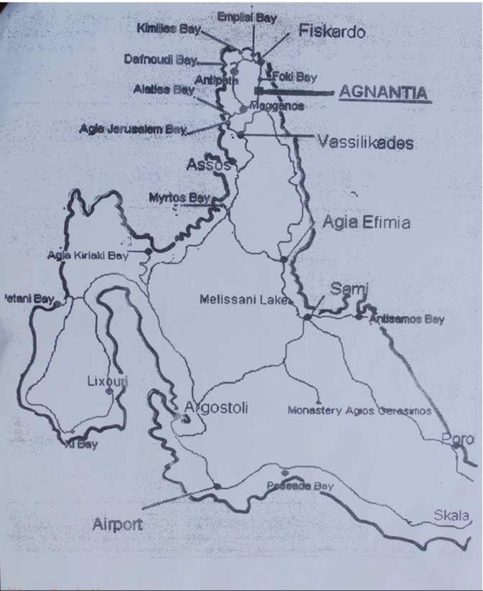 凯法利尼亚岛