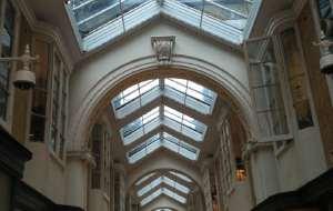 【伦敦图片】伦敦伯灵顿拱廊商场——历史和精美的集成体